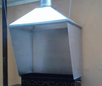 зонт для барбекю
