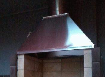 зонт для мангала