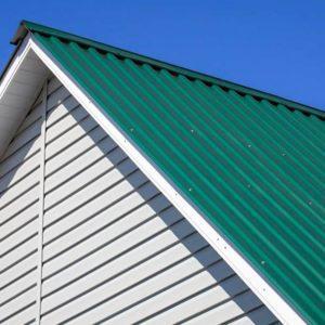Металлопрофиль для крыши