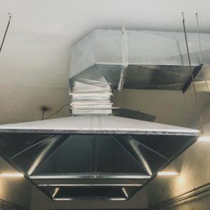 Зонт промышленного типа