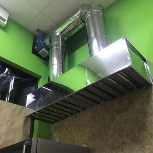 Вытяжной зонт для кухни