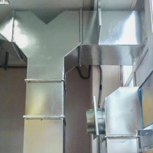 Квадратные воздуховоды