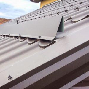 Снегоупор для крыши