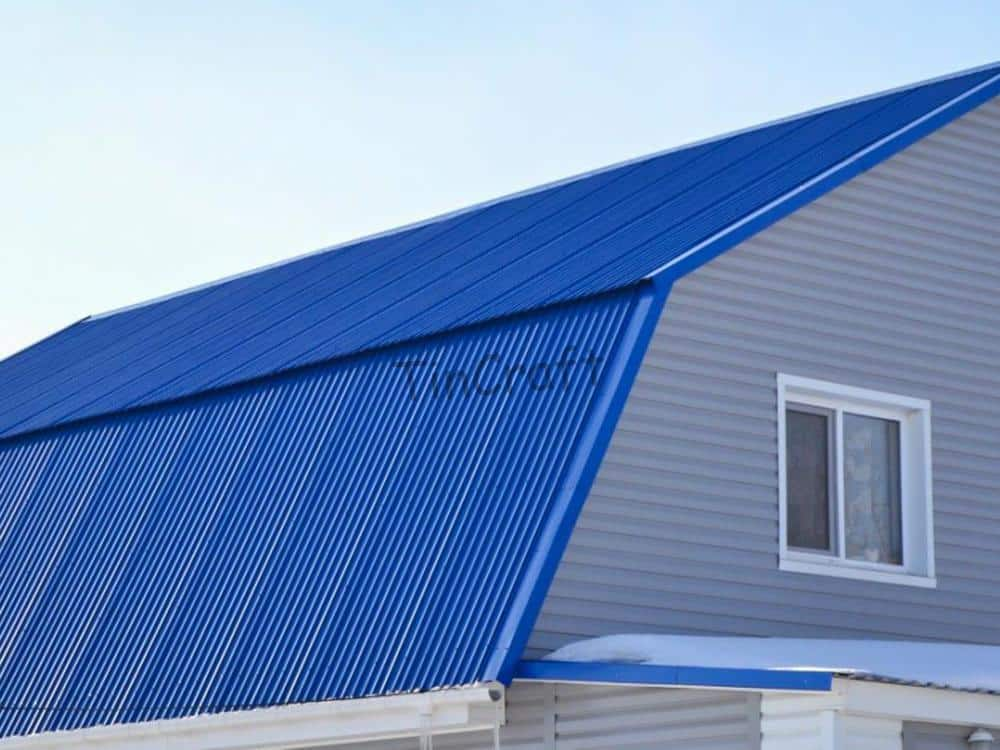 Профлист для крыши