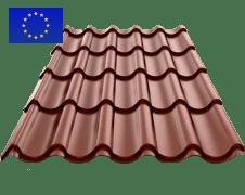 Металлочерепица Европа