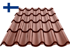 Металлочерепица Финская
