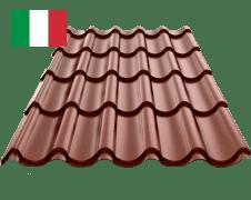 Металлочерепица Италия